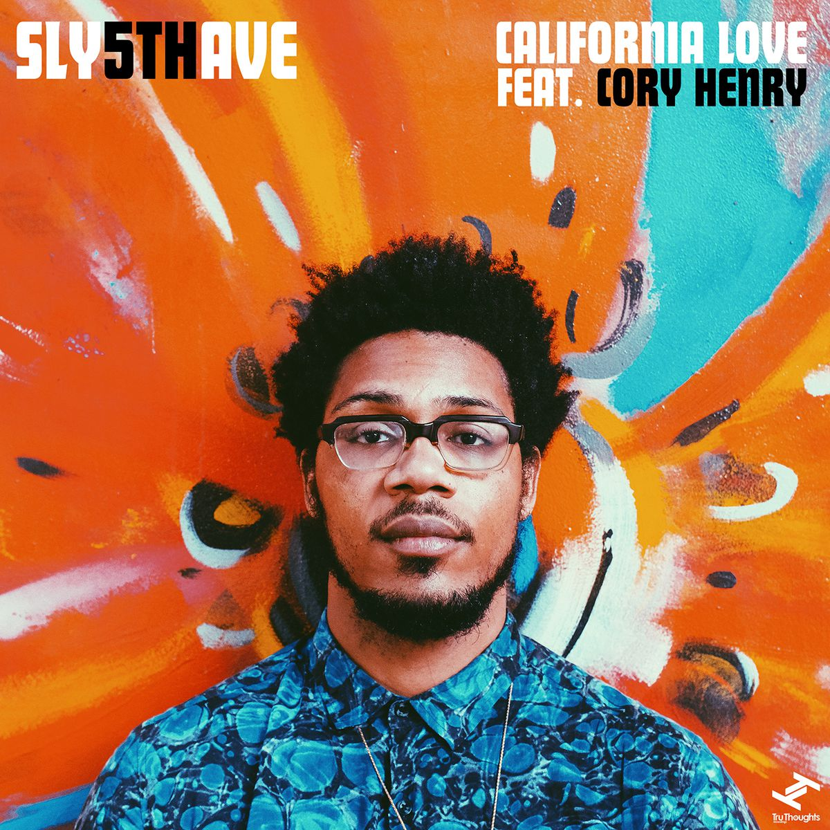 California Love feat  Corey Henry (Edit) / The Edge feat